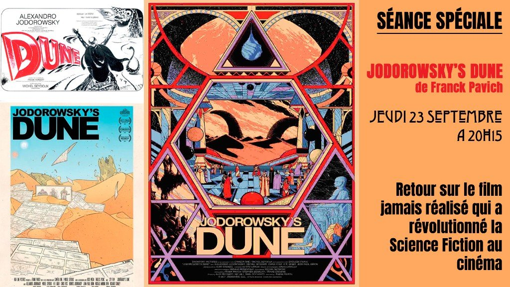actualité Jodorowsky's Dune