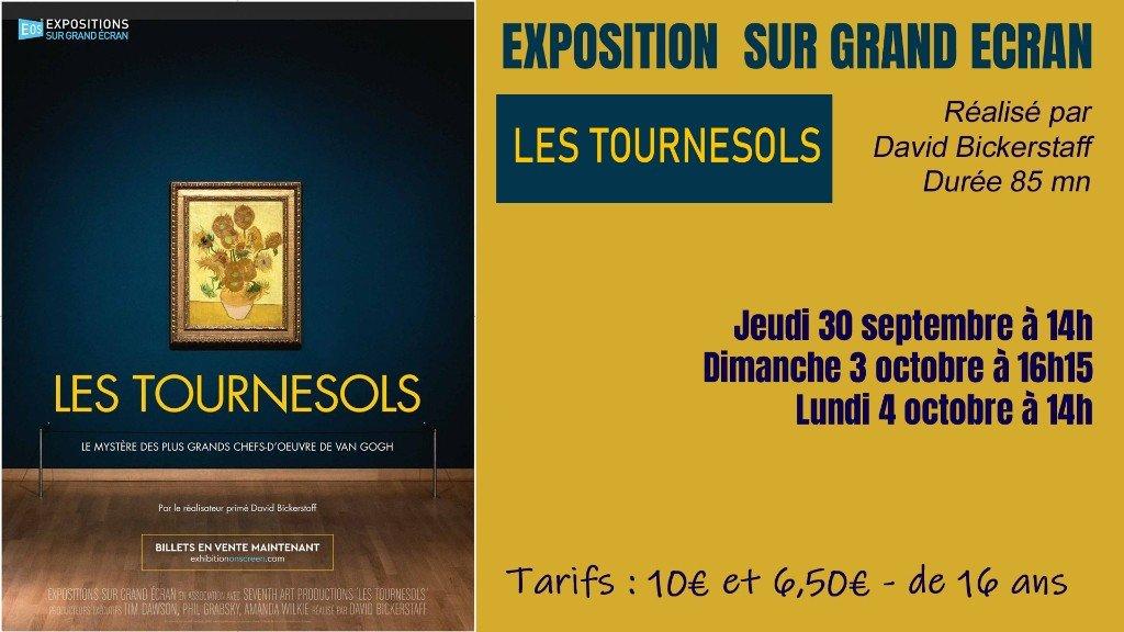 actualité Expo sur Grand Écran